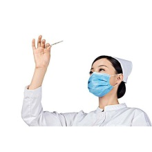 Surgical Face Mask with Earloop Elastic Rope