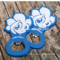 Facotry Custom cartoon soft pvc Bottle opener