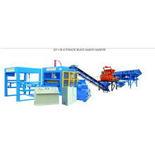 Zement-Block Making Machine Brick Making Machine Block Formmaschine (QT5-15A)