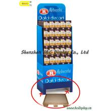 Paletten-Papier-Display, Palette an der Basis, Pop-Display-Ständer, POS-Ständer-Anzeige (B & C-A058)