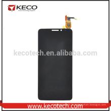 Pour Alcatel One Touch Idol X OT6040 Téléphone Affichage LCD intérieur avec Digitizer tactile externe