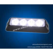 Permenent Mounted Exterior Grille Ambulance LED Marker Light