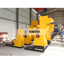 Máquina de trituração de resíduos do britador de casco de carro com várias cargas