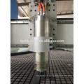 Produit chaud IGW- 1325 routeur à bois cnc avec dispositif rotatif