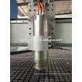 Produto quente IGW-1325 madeira cnc router com dispositivo rotativo