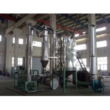 Rotary Flash Dryer Machine untuk Copper Sulfate Oxide