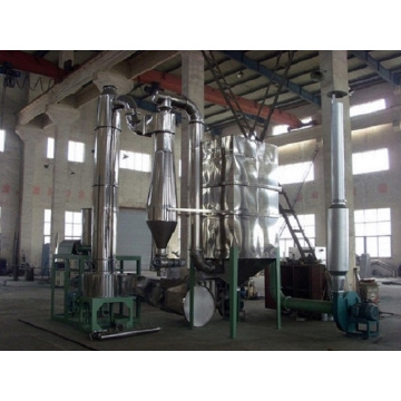 Rotary Flash Dryer Machine for Copper Sulfate Oxide