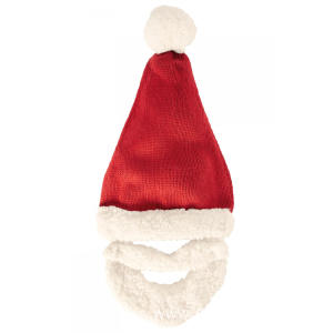 Christmas Beanie Hat with Beard