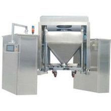 Máquina mezcladora de la tolva de HLD (mezclador de la cacerola)