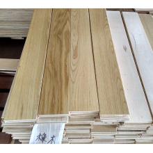 Planchers en bois d'ingénierie de couleur naturelle de chêne français classique de 3 couches