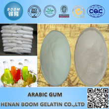 Gummi arabisches Puder als Emusifier im Getränk