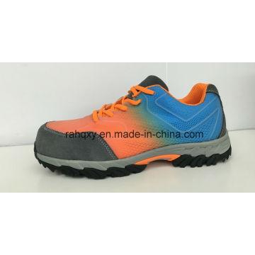 KPU superior cementado zapatos de seguridad (HQ0161126)