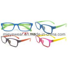 Nuevo marco óptico de Eyewearframe de la manera Tr90 Eyewearframe (7029)