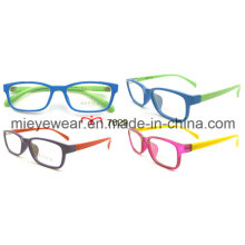 Lunettes de vue New Fashion Tr90 Eyewearframe Optical Frame (7029)