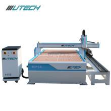 atc cnc router machine for furniture aluminum PVC