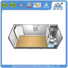 Mini maison préfabriquée bien meublée avec salle de bain douche