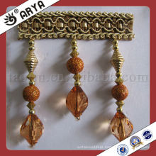 Tassel Fringe for Curtain Decoration and Curtain Accessory