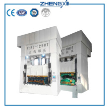 H Frame Deep Drawing Hydraulic Press Machine 2000 Ton