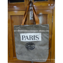 Paris Sticker Tasche