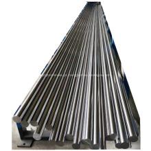1045 barra de aço descascada ou torneada