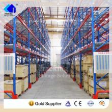 Warehouse utilizó el equipo pesado del metal del cobertizo Heavy Duty Storage Rack en venta