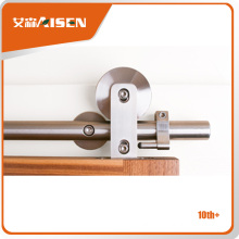 Good Reputation factory directly precision sliding barn door hardware