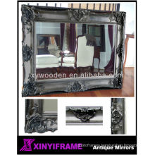Manufactory Decorative Carved Wood Large Floor Mirrors