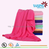 Wholesale super absorbency hair towel