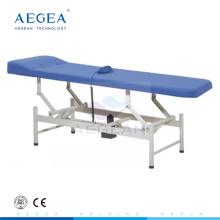 AG-ECC07 mit PU-Abdeckung Krankenhaus elektrische medizinische Behandlungstische