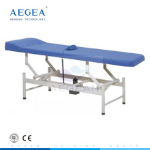АГ-ECC07 CE утвержденный стальной материал портативный хирургии массажном столе пациента
