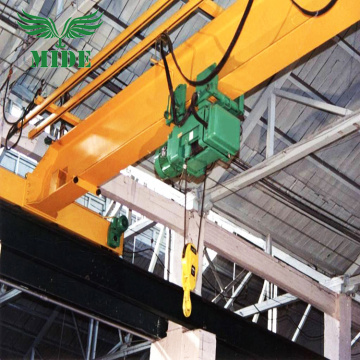 5 tonelada solong girder electric bridge crane