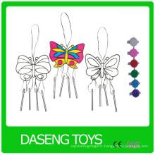 Dessiner des photos pour les conceptions de papillons d'enfants