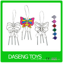 painting craft for kids butterfly designs