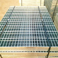 Galvanized Steel Bar Grating Industrial Stair Tread/Platform