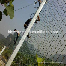 защиты rockfall камнеулавливающие барьеры забор рабица оцинкованная камнеулавливающие барьеры