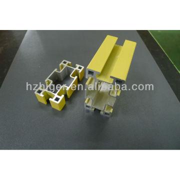 aluminum extrusion building profiles 6061 T6&6063