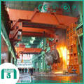 2016 Qy Insulation Overhead Crane with Hook Cap. 50/10 Ton