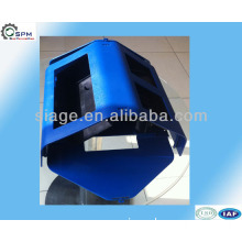 custom abs plastic molding with whole assembly