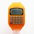 Calculator Watch Silicone Digital Watch for Kids