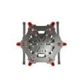 HF700mm Hexa Carbon Fiber Copter Foldable Frame