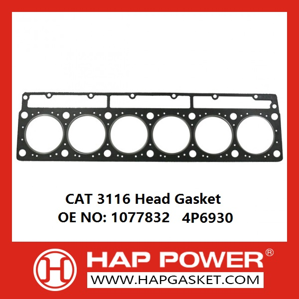 HAP-CAT-013-CAT 3116 Head Gasket 1077832