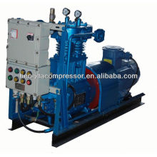 Shangair 42WZ Serie Booster Luftkompressor Maschinen 90Kw 0.6Mpa Biogas Kompressor