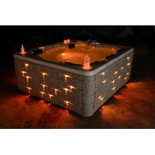 Whirlpool Massage Spa With 6 Seaters Luxury RelaxModel