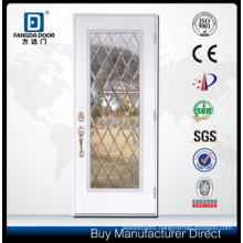 Modern Patio Fiberglass Door