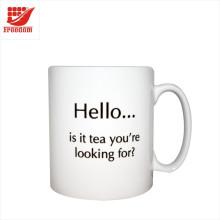 Рекламный Логотип Печатных Керамическая Кружка Кофе