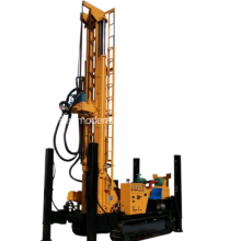 800M Rotary Borewell Drilling Machine