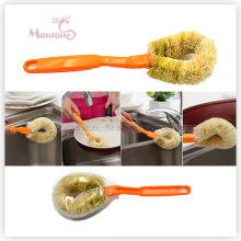 Household Oilproof Pot Scrubber Scourer Kitchen Cleaning Scrub Dish Brush