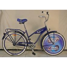 Bicicleta nova da praia da bicicleta da cidade da propaganda do modelo 2015 (FP-BCB-C024)