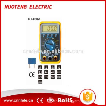 DT420A Poular large screen multimeter