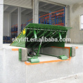 Warehouse dock leveler for Truck Loading